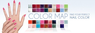 Colores esmaltes IBD