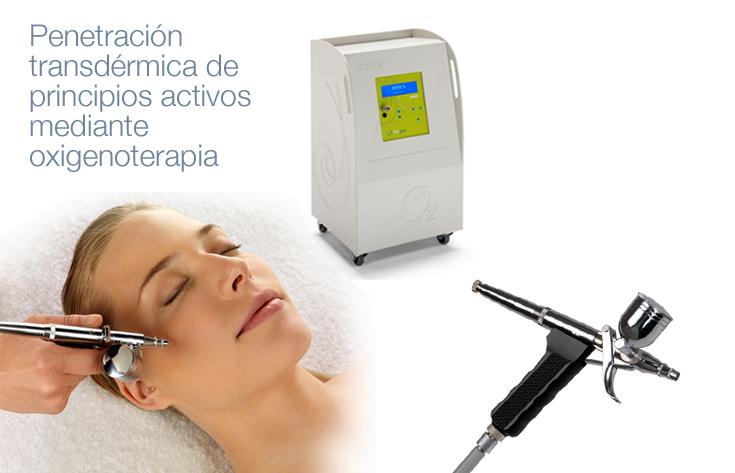 Resultado de imagen de oxigenoterapia facial