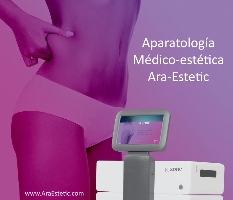 Aparatología médico-estética AraEstetic