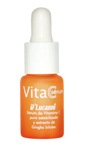 serum vitamina C lucanni