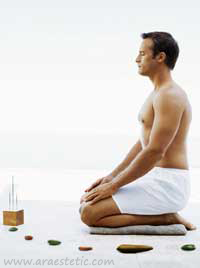 masaje relajante corporal, araestetic