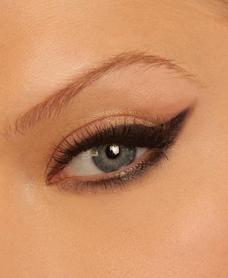 maquillaje ojos y pestañas Jorge de la Garza, araestetic zaragoza
