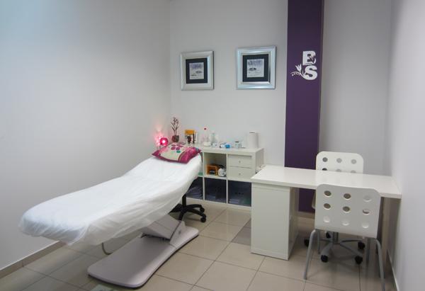 cabina clínica beauty store