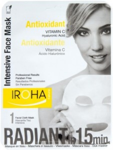 Mascarilla tisú Antioxidant, iroha nature