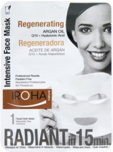 Máscara facial argán, Iroha nature