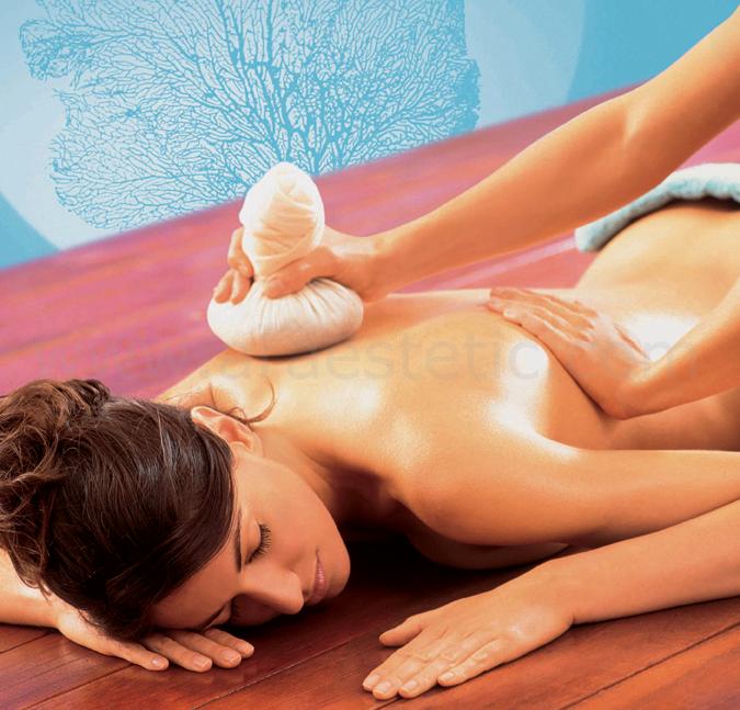 Masaje tratamiento corporal