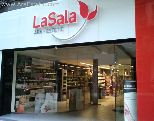 Fachada LaSala