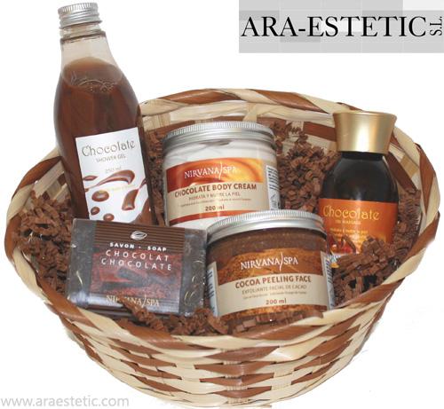 Chocolaterapia Nirvana Spa, Araesetetic