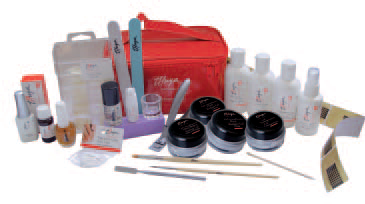 Kit Advanced gel profesional Thuya