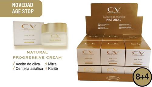 Crema facial anti-arrugas CV Primary Essence