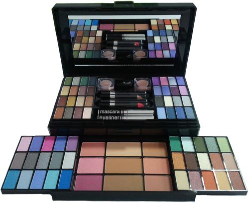Cofre 62 sombras mya cosmetics AraEstetic