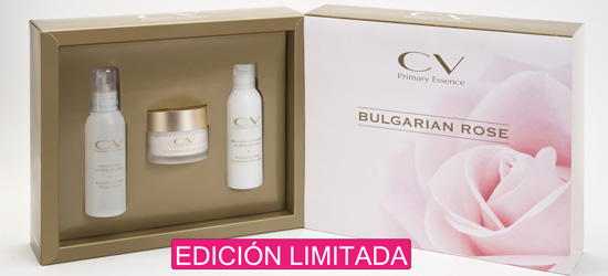 Pack ROSA BULGARA CV Primary Essence