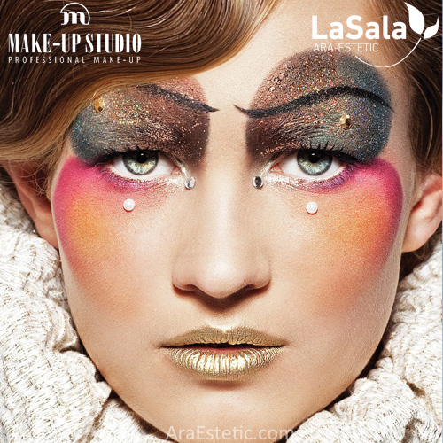 Taller Make-up Studio LaSala de Araestetic