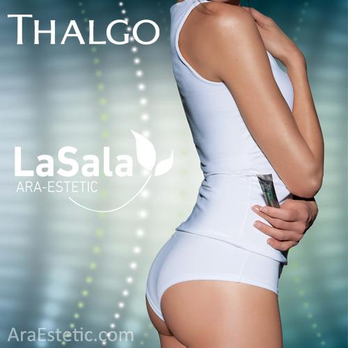 Taller Thalgo corporal en LaSala AraEstetic