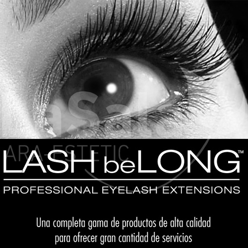 Curso Lash beLong abril 2016, Ara-Estetic