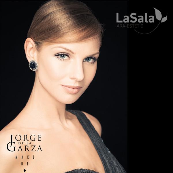 Curso Maquillaje Fiesta Jorge de la Garza Noviembre 2016 LaSala AraEstetic Zaragoza
