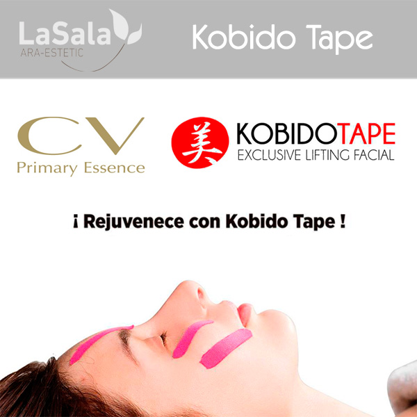 Taller kobido tape CV Primary Essence, Ara-Estetic