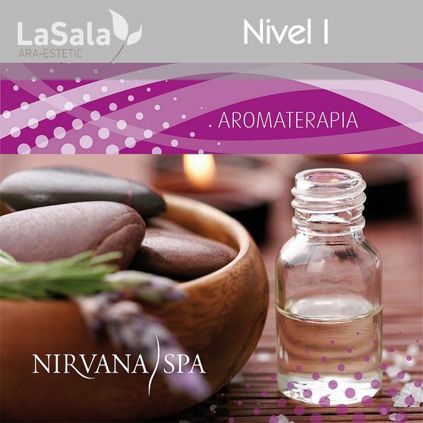 Curso aromaterapia Nirvana Spa febrero 2017, Ara-Estetic