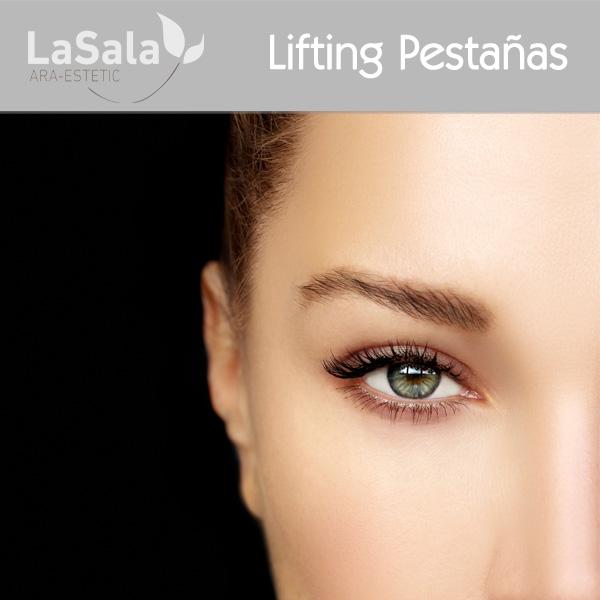 Taller práctico Lifting de pestañas LaSala AraEstetic en LaSala de Ara-Estetic, Zaragoza