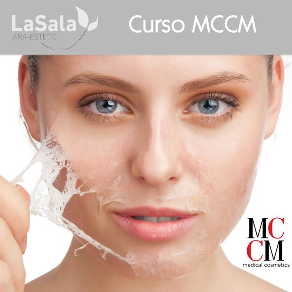 MCCM máscara LED LaSala AraEstetic