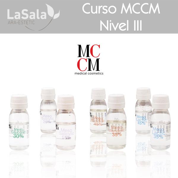 MCCM nivel III LaSala AraEstetic