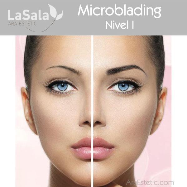 Curso Microblading nivel I en LaSala de Ara-Estetic