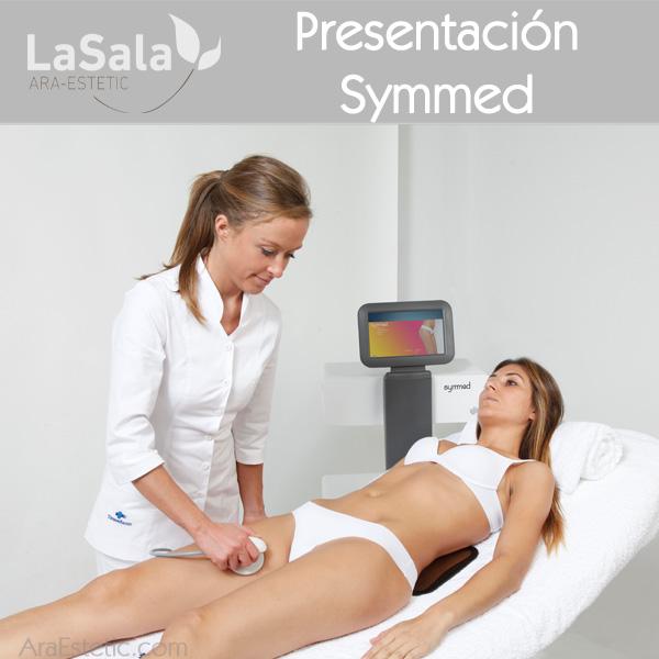Presentación Symmed LaSala AraEstetic, Ara-Estetic