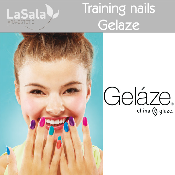 Training Nails Gelaze, Ara-Estetic