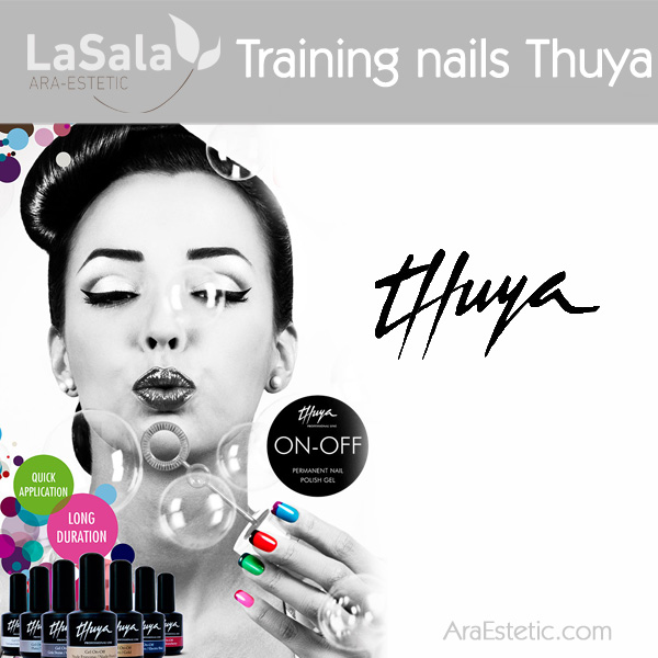 Training Nails Thuya, Ara-Estetic