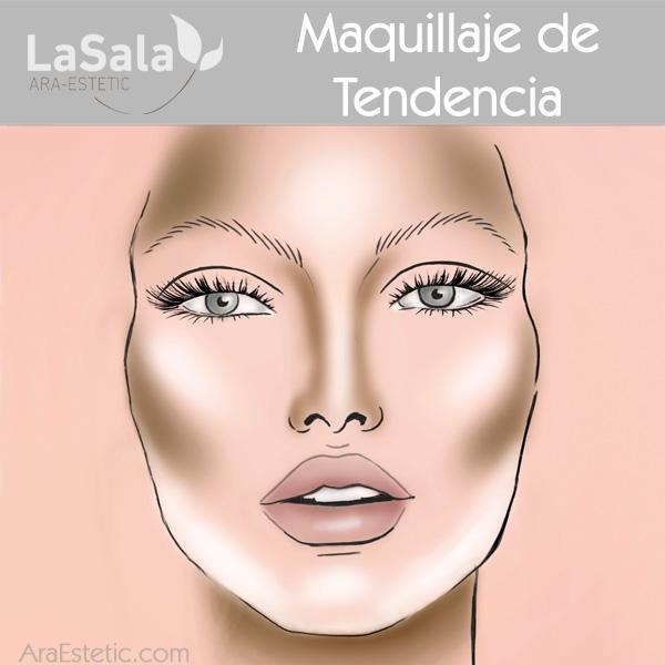 Curso MAQUILLAJE LaSala AraEstetic Zaragoza, Ara-Estetic