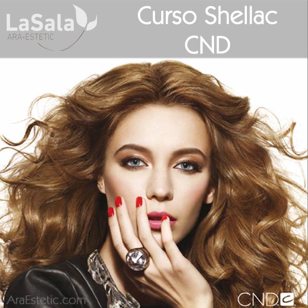 Cursos Shellac CND, Ara-Estetic