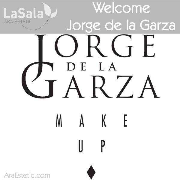Wellcome Jorge de la Garza en LaSala de Ara-Estetic Zaragoza