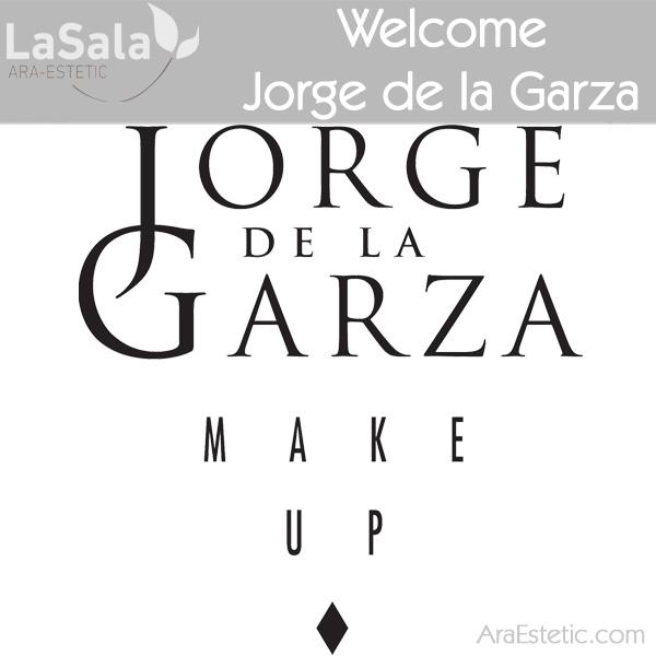 Welcome Jorge dela Garza en LaSala de Ara-Estetic