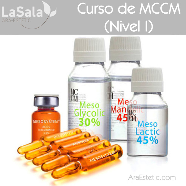 Curso MCCM Nivel I en Ara-Estetic