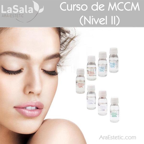 Curso MCCM Nivel II en LaSala de Ara-Estetic