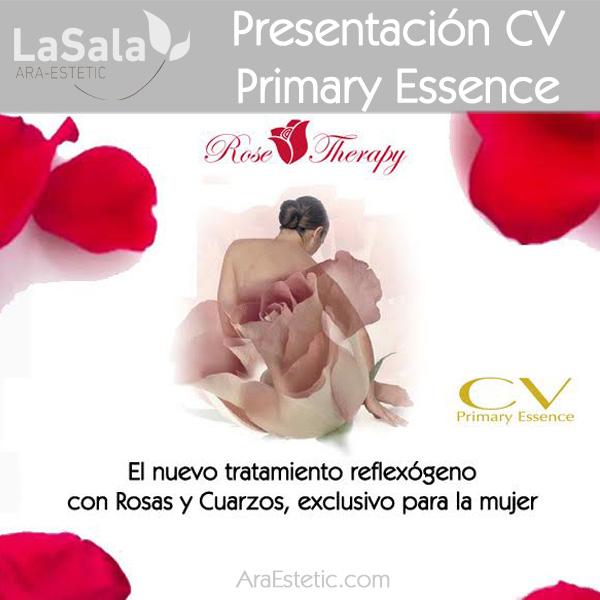 Presentacion CV Rose Therapy y Kobido Tape en LaSala de Ara-Estetic, Zaragoza