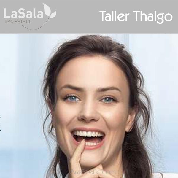 Taller Thalgo en LaSala de Ara-Estetic, Zaragoza