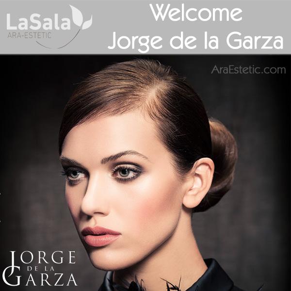 Curso Welcome Jorge de la Garza en LaSala de Ara-Estetic, Zaragoza