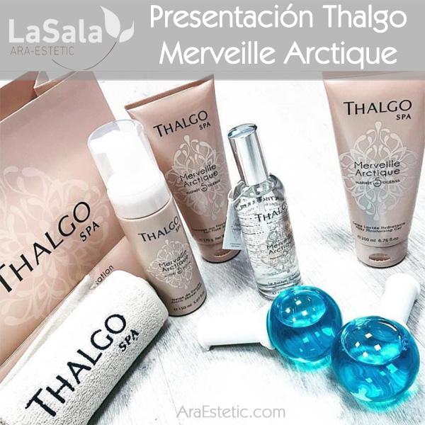 Curso Thalgo en LaSala de Ara-Estetic, Zaragoza