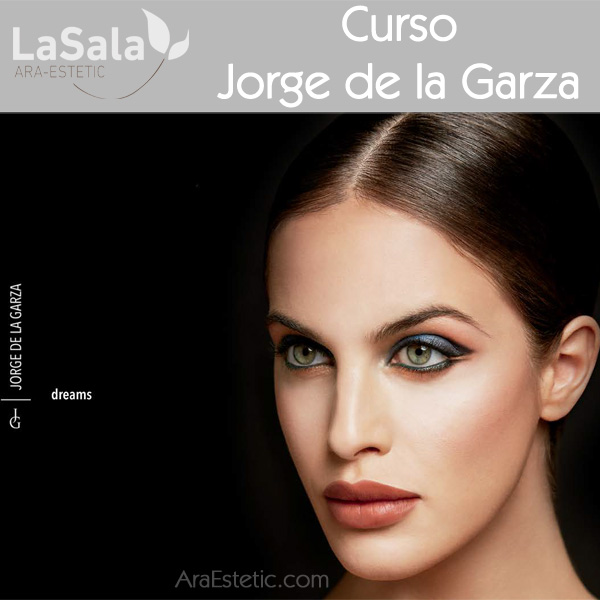 Curso Jorge de la Garza en LaSala de AraEstetic, Zaragoza