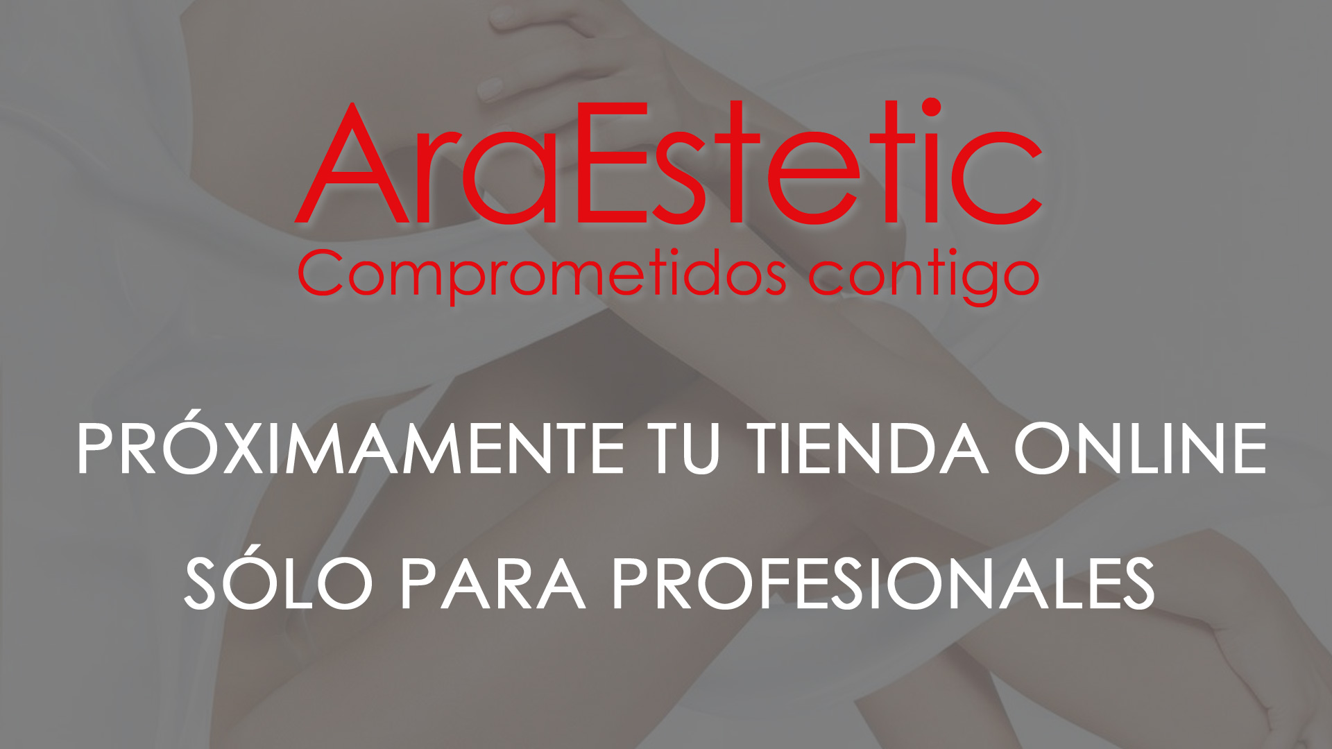 Tienda online AraEstetic
