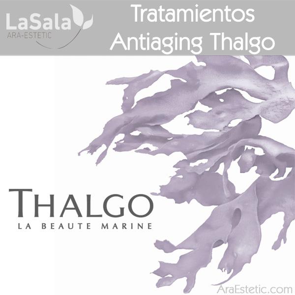Thalgo en LaSala de AraEstetic, Zaragoza