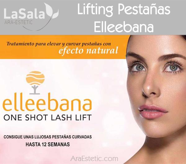 curso Lifting Pestañas Elleebana de Ara-Estetic, Zaragoza